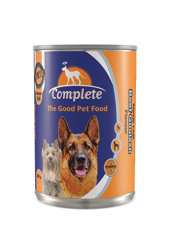Complete – Tinned Food