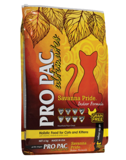 PRO PAC® Ultimates™ Savanna Pride™ Chicken & Peas