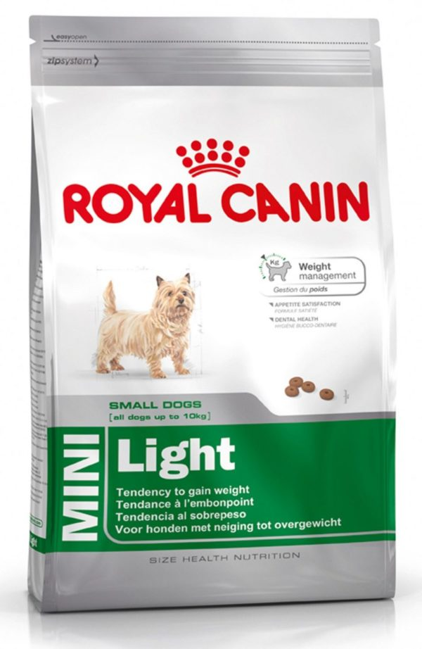 Royal Canin - Mini Light Weight Care 3
