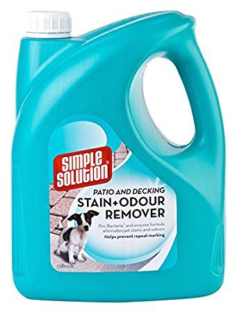 Simple Solution® - Patio and Deck Stain & Odour Remover (4l) 3
