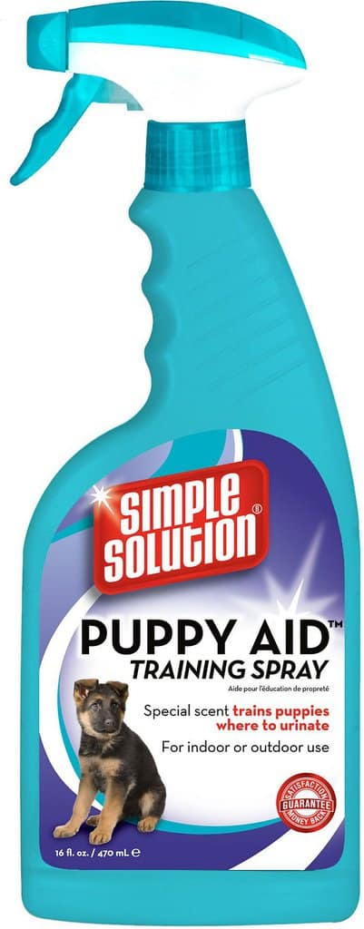 Simple Solution® – Puppy Aid Training Spray