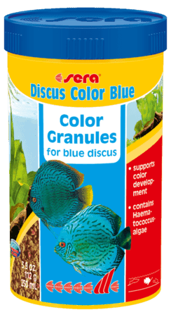 Sera – Discus Colour Blue