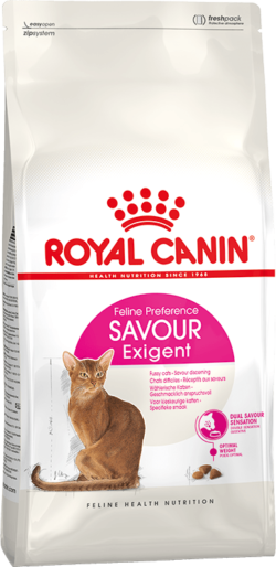 Royal Canin – Savour Exigent