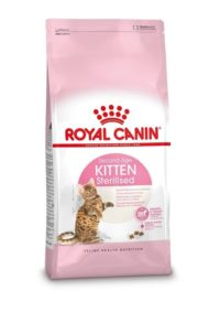 Royal Canin – Kitten Sterilised