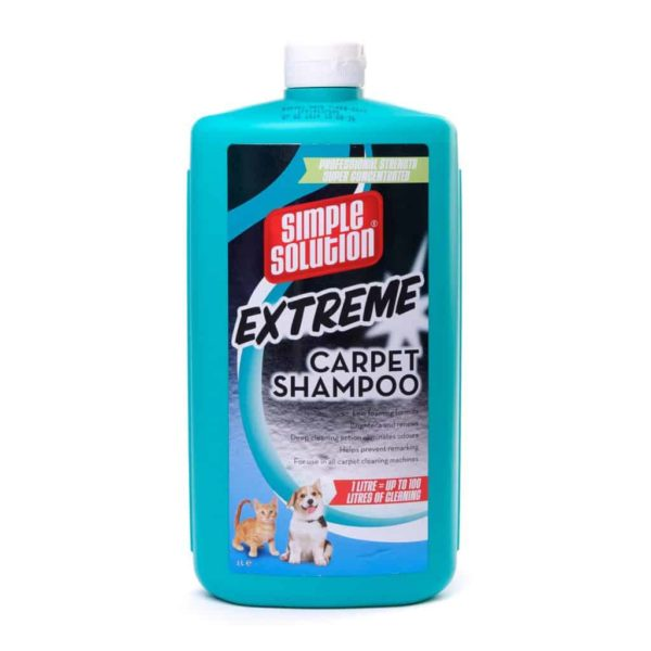 Simple Solution® – Extreme Carpet Shampoo