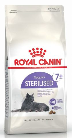 Royal Canin – Sterilised 7+