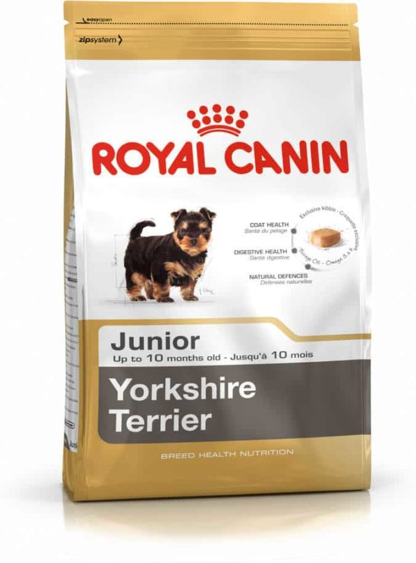 Royal Canin – Yorkshire Terrier Junior