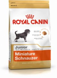 Royal Canin – Miniature Schnauzer Junior