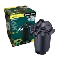 Pond One® – 10000UV Claritec Pressurised UVC Pond Filter
