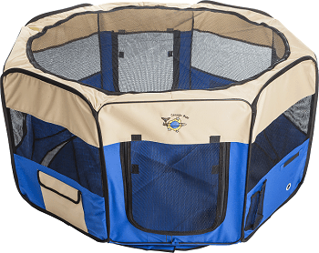 Cat Play Pen