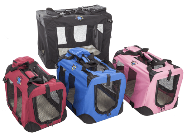 Cosmic Pets – Collapsible Pet Carrier