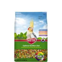 Kaytee – Exact Rainbow Fruity Cockatiel Food