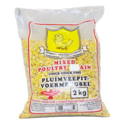 Schmidt Seeds – Mixed Poultry Grain