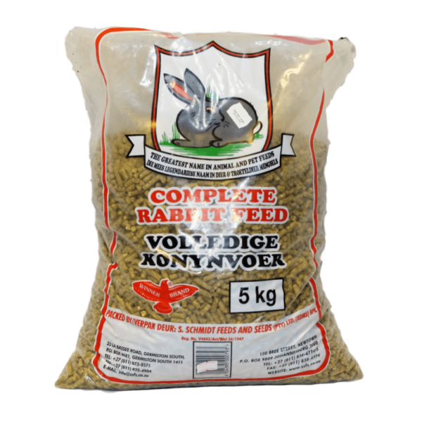 Schmidt Seeds – Complete Rabbit Food