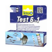 Tetra – 6 in 1 Water Test (EasyStrips)