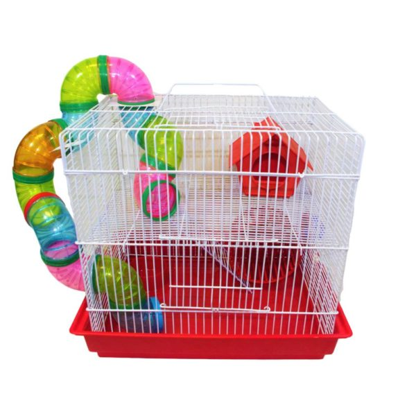 Interpet – Double Storey Hamster Cage Kit
