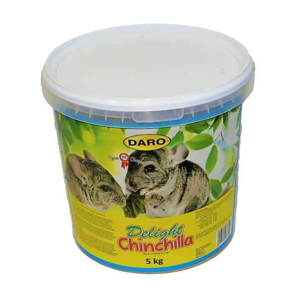 Daro – Chinchilla Delight