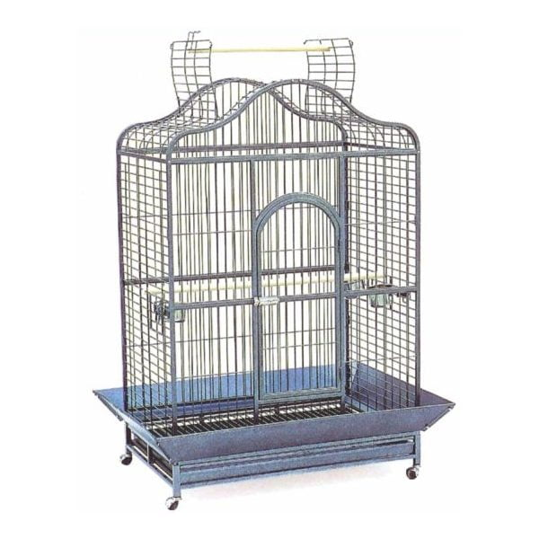 Daro – Parrot Cage – Steel Blue (124 x 92 x 180cm)