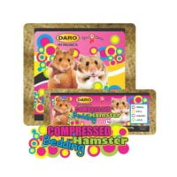 DARO – Compressed Hamster Bedding