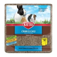 Kaytee – Clean & Cozy Natural Bedding