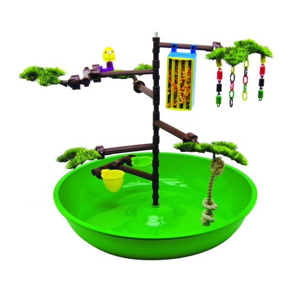 Kaytee - Feathered Fun Desktop Activity Center 3