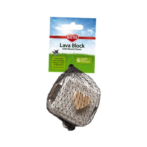 Kaytee – Lava Block with Wood Chews