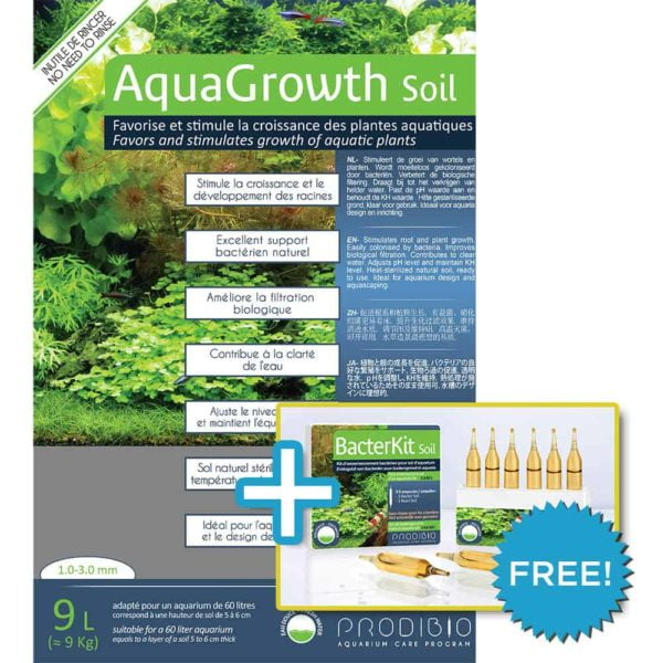 Prodibio – AquaGrowth Soil