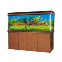 BOYU – LZ-1500 Luxury Aquarium (520 Liters)
