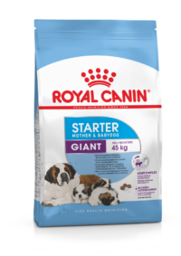 Royal Canin –  Giant Starter Mother and Baby Dog