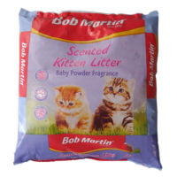 Bob Martin – Scented Kitten Litter (Baby powder scent)