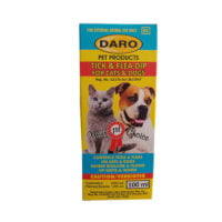 Daro – Tick and Flea dip for Cats and Dogs