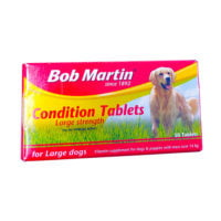 Bob Martin – Condition Tablets (Large Dogs)