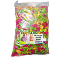 Reptile Resort – Gourmet Rabbit Food 1Kg