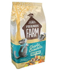 Tiny Friends Farm – Charlie Chinchilla Tasty Mix 850g