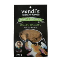 Vondi's – Mint and Rooibos Health Biscuits